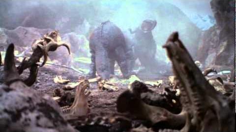 File:Giant Tyrannosaurus vs. Giant Triceratops.jpg