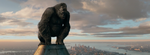 Kong on Empire State Building 2005