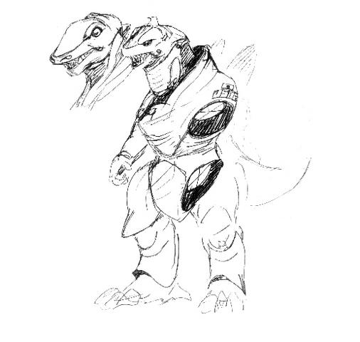 File:Concept Art - Godzilla Against MechaGodzilla - Kiryu 24.png