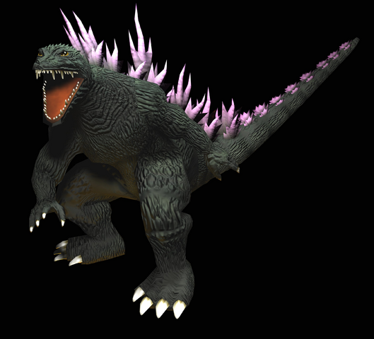 File:GDAMM Artwork - Godzilla 2000 (2).png