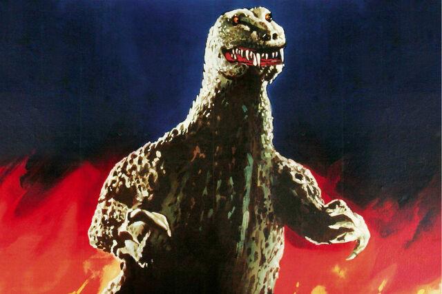File:Godzilla 1954 Gojira Artwork.jpg