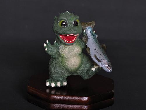 File:Little Godzilla With a Fish.jpg
