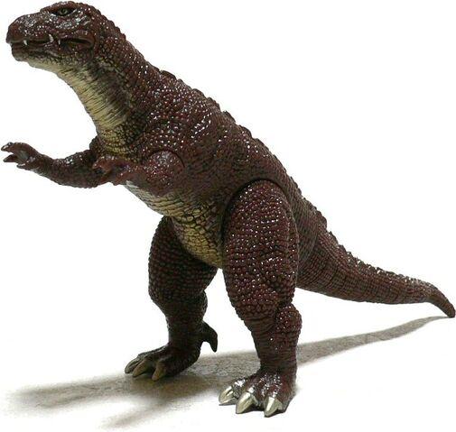 File:Bandai Japan Godzilla 50th Anniversary Memorial Box - Godzillasaurus.jpg