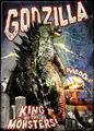 Godzilla 2014 Photo Magnet King of the Monsters 1