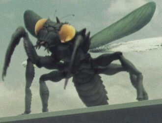 Kamacuras in Godzilla: Final Wars (click to enlarge)