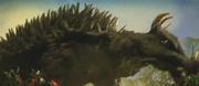 Godzilla vs. Megalon - Anguirus 2