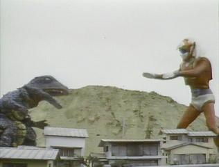 File:Go! Godman - Episode 6 Godman vs. Gorosaurus - 14 - Let us duel like gentlemen.jpg