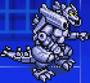 Gojira Kaiju Dairantou Advance - Character Sprites - MechaGodzilla