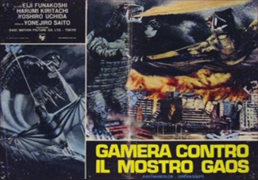 File:Gamera - 3 - vs Gyaos - 99999 - 2 - Italian Poster.png