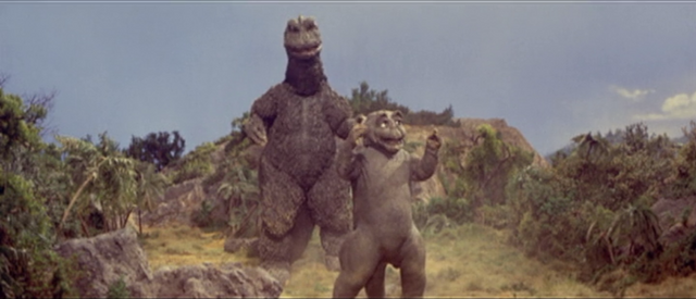 File:All Monsters Attack - Minilla is ready to bring on the heat.png