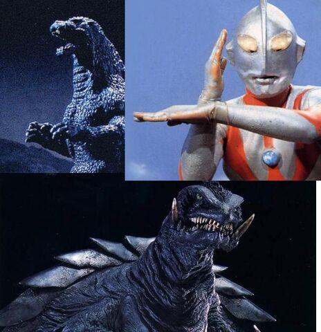 File:Godzilla Meets Gamera and Ultraman.jpg