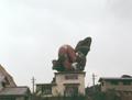 Go! Godman - Episode 6 Godman vs. Gorosaurus - 21 - I can't get off Mr. Gorosaurus's Wild Ride