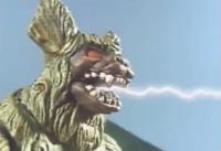 King Caesar White Lightning Attack