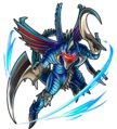 Godzilla X Monster Strike - Gigan Millennium