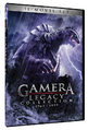 Godzilla Movie DVDs - GAMERA LEGACY COLLECTION -Mill Creek-