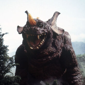 Baragon in Godzilla, Mothra and King Ghidorah: Giant Monsters All-Out Attack (click to enlarge)