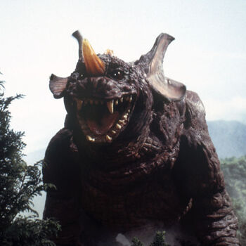 baragon godzilla unleashed - photo #27