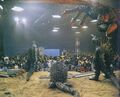GVG - Godzilla, Anguirus, King Ghidorah and Gigan Viewing a Crowd