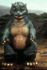 Godzilla vs spacegodzilla bild 4