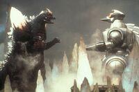Godzilla vs spacegodzilla bild 3