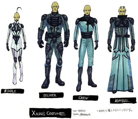 File:Concept Art - Godzilla Final Wars - Xiliens 2.png