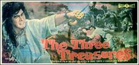 The Three Treasures (The Birth of Japan) American Poster