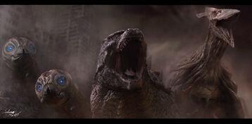 Godzilla mothra s and rodan by blackmatter234-d7zp0st.jpg