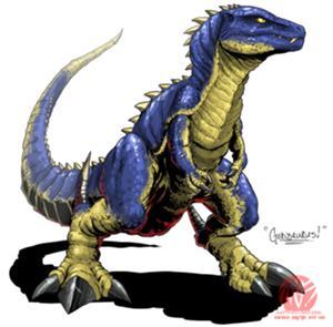 Gorosaurus Neo2