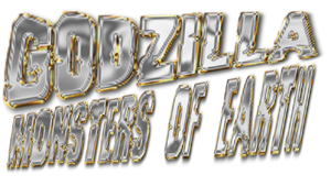 Godzilla Monsters of Earth Logo