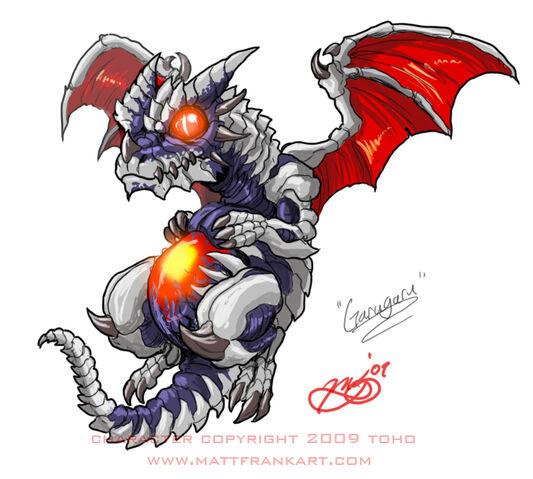 File:Godzilla Neo GARUGARU by KaijuSamurai.jpg