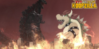 Shin Godzilla vs. Koopzilla