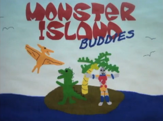 Monster Island Buddies cover