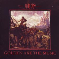 Golden Axe The Music