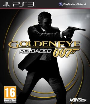 GoldenEye Reloaded 007