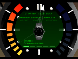 Watch Communicator