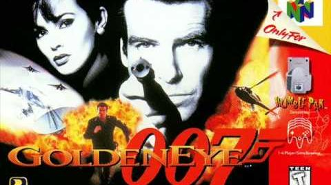 Goldeneye 007 (Music) - Train