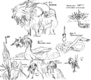 Tal's Primitive Creatures