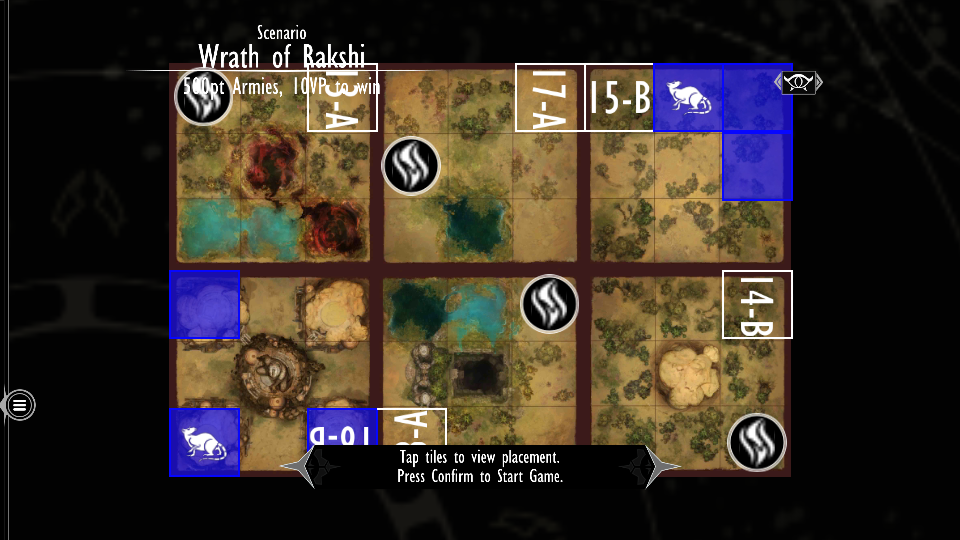 Wrath of Rakshi map