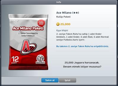 Ace Milano