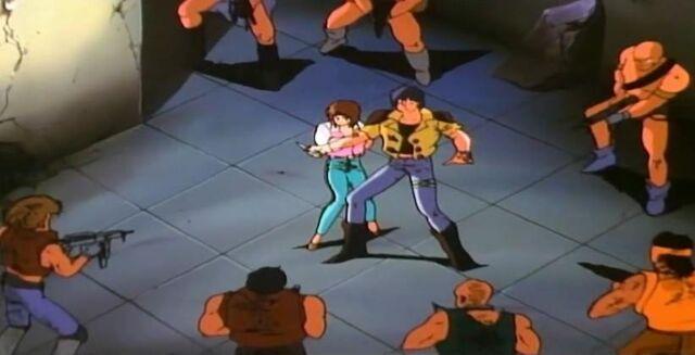 File:Violence Jack OVA Harlem Bomber Surrounded clip.jpg