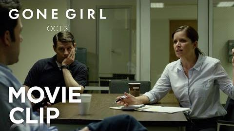 """Gone Girl """"Should I Know My Wife's Blood Type?"""" Clip HD 20th Century FOX"""