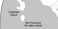 San Francisco de Sales Island