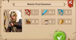Master Frost Bowman