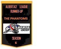 GHL Runner Up Banner Season Six