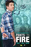 Pants On Fire Poster