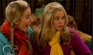 Katy and sarah
