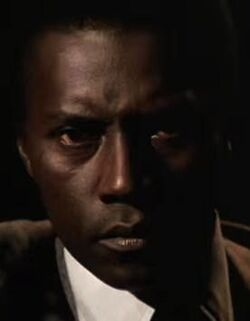 Johnny Sekka in Uptown Saturday Night trailer