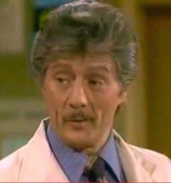 Paul Savior as Dr. Casey
