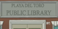 Playa Del Toro Public Library