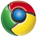 Old-chrome-logo
